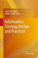 Information Strategy Design and Practices af Sanjay Mohapatra