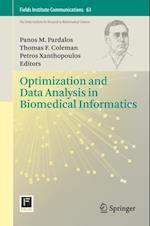 Optimization and Data Analysis in Biomedical Informatics (Fields Institute Communications)