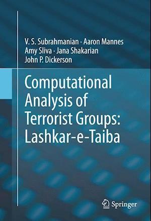 Computational Analysis of Terrorist Groups: Lashkar-e-Taiba