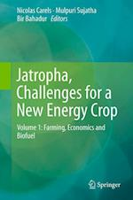 Jatropha, Challenges for a New Energy Crop af Bir Bahadur