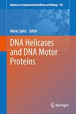 DNA Helicases and DNA Motor Proteins af Maria Spies