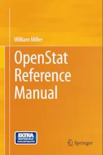 OpenStat Reference Manual af William Miller