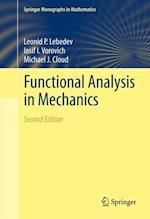 Functional Analysis in Mechanics af Michael J. Cloud