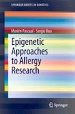 Epigenetic Approaches to Allergy Research (Springerbriefs in Genetics, nr. 2)