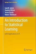 An Introduction to Statistical Learning (Springer Texts in Statistics, nr. 103)