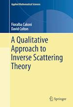Qualitative Approach to Inverse Scattering Theory