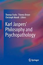 Karl Jaspers' Philosophy and Psychopathology af Thomas Fuchs