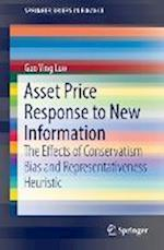 Asset Price Response to New Information (Springerbriefs in Finance)