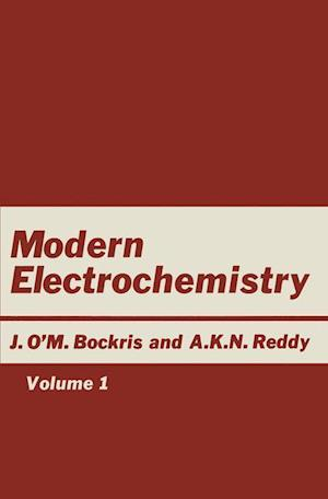 Modern Electrochemistry: Volume 1: An Introduction to an Interdisciplinary Area
