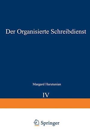Der Organisierte Schreibdienst