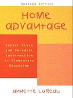Home Advantage af Annette Lareau