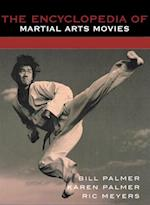 Encyclopedia of Martial Arts Movies af Bill Palmer