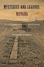 Mysteries and Legends of Nevada (Myths and Mysteries Series)