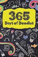 365 Days of Doodles