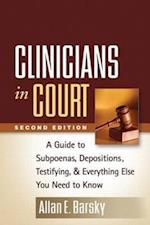 Clinicians in Court