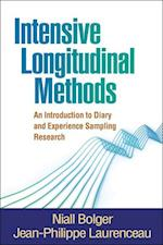 Intensive Longitudinal Methods (Methodology in the Social Sciences)