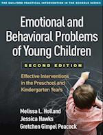 Emotional and Behavioral Problems of Young Children (Guilford Practical Intervention In The Schools)