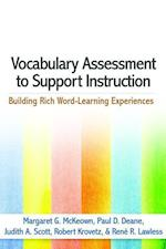 Vocabulary Assessment to Support Instruction
