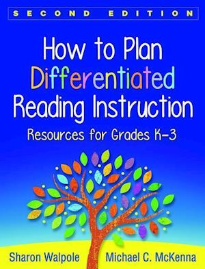 Bog, paperback How to Plan Differentiated Reading Instruction af Sharon Walpole