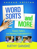 Word Sorts and More (Solving Problems in the Teaching of Literacy)