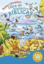 Busca y Encuentra, Libro de Historias Biblicas