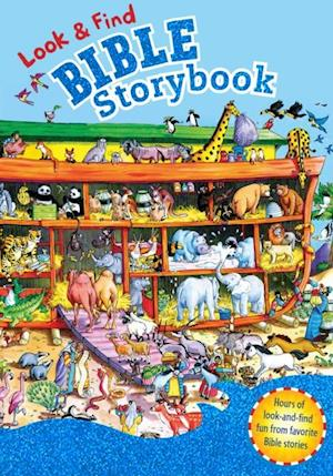 Look & Find Bible Storybook af Gill Guile