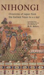 Nihongi af W. G. Aston