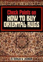 Check Points on How to Buy Oriental Rugs