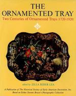 Ornamented Tray