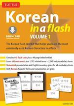 Korean in a Flash Kit Volume 1 af Soohee Kim