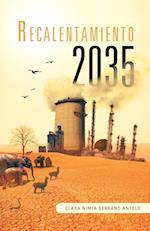 Recalentamiento 2035 af Clara Nimia Serrano Antelo