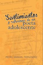 Sentimientos y Reflexiones de Un Poeta Adolescente af Pedro Manuel Fernandez