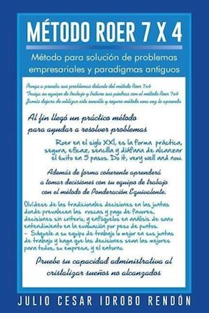 Metodo Roer 7 X 4