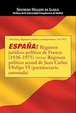 Espana af Sigfredo Hillers de Luque