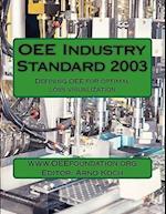 Oee Industry Standard V2003