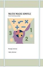 Math Made Simple af Mrs Neetu Sharma, Pankaj Sharma, MR Pankaj Sharma