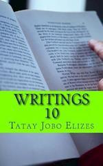 Writings 10