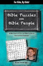 Bible Puzzles on Bible People af Ryan Hudson