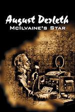McIlvaine's Star by August Derleth, Science Fiction, Fantasy