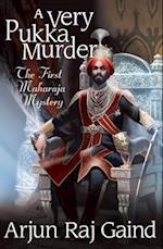 A Very Pukka Murder (Maharajah Mysteries)