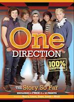 One Direction (Book and Print Packs)
