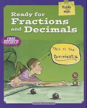 Bog, paperback Ready for Fractions and Decimals af Rebecca Wingard-Nelson