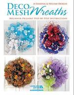 Deco Mesh Wreaths af Leisure Arts