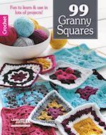 99 Granny Squares af Leisure Arts