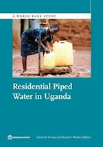 Residential Piped Water in Uganda (World Bank Studies)