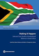 Making It Happen (Directions in Development - Public Sector Governance)