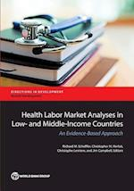 Health Labor Market Analyses in Low- and Middle-Income Countries (Directions in Development, Human Development)