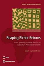 Reaping Richer Returns (Africa Development Forum)