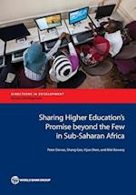 Sharing Higher Education's Promise Beyond the Few in Sub-Saharan Africa (Directions in Development)