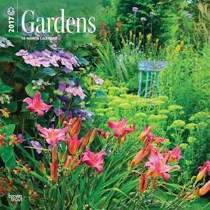 Bog, ukendt format Gardens 2017 Calendar